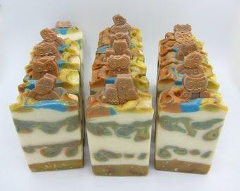 Apple Orchard artisan soap
