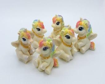 Little Alicorn hand made artisan soap