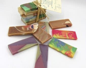 Handmade Soap Samples