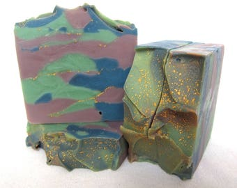 SALE - Milky Way hand made artisan soap