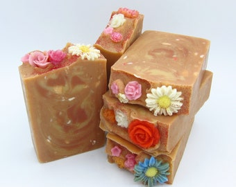 In Bloom - artisan soap