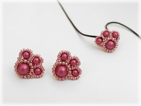 SweetyPaws set beading TUTORIAL