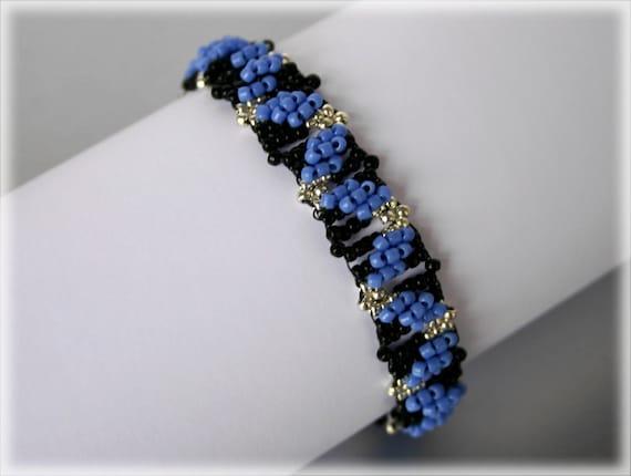 Rita bracelet beading TUTORIAL