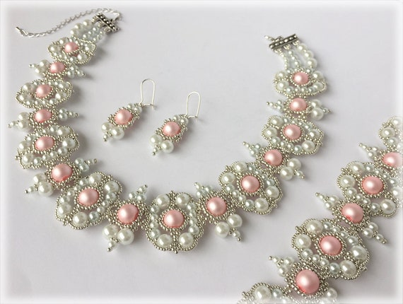 Elizabeth set beading TUTORIAL