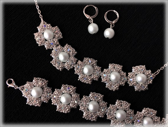 PearlKnight set beading TUTORIAL