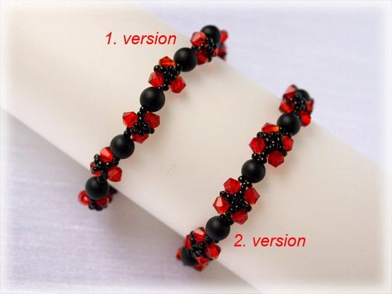 Mulberry bracelets beading TUTORIAL