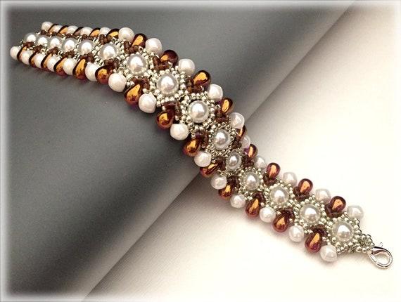 BanDrops bracelet beading TUTORIAL