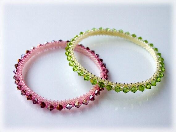Ester bracelet beading TUTORIAL