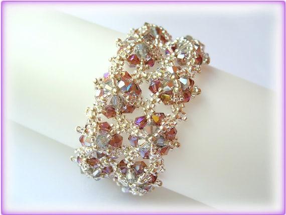 Casty bracelet beading TUTORIAL