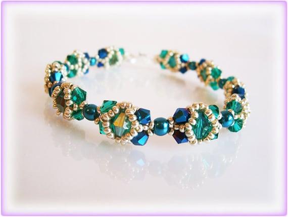 Bleen bracelet beading TUTORIAL