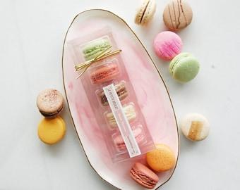 Five Piece Macaron Gift Box