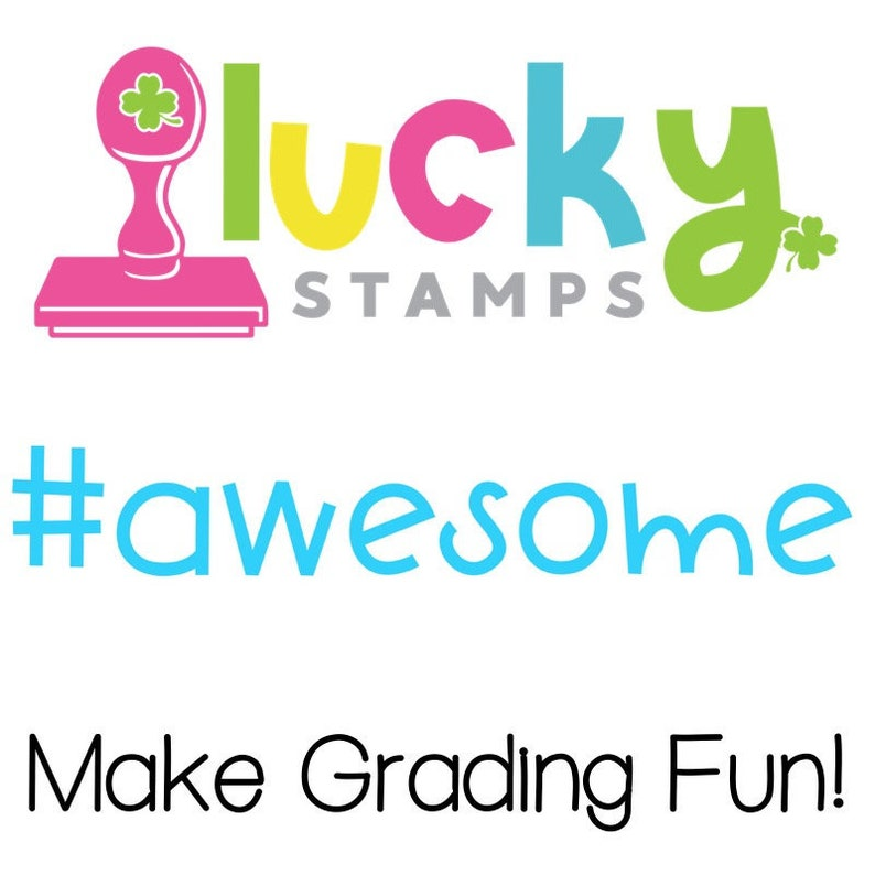 awesome Self-Inking Teacher Stamp Personalized image 0
