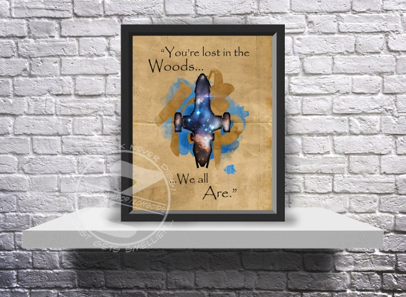 Firefly Inara Serra Serenity Poster Custom print poster - Choose Size, and Quote