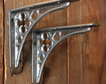 ANTIQUE STYLE GNER CAST IRON FURNITURE HANDLE RAILWAY DRAWER PULL WH33