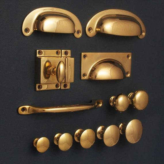 """BOW Handle Kitchen Old Balck Vintage CABINET//DOOR BOW HANDLES 4/"""""""