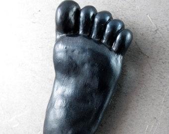 Bigfoot Fridge Magnet - Midnight