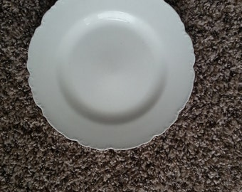 Four Plates Johnson Bros England