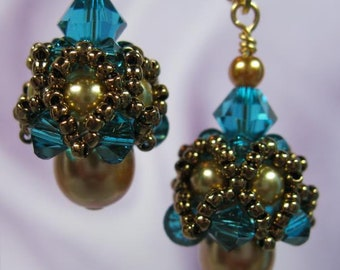 Renaissance Elegance Earrings