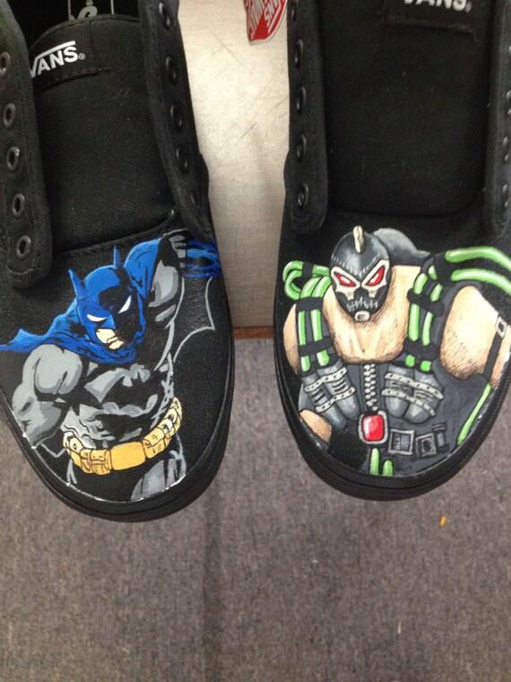 Batman Vans