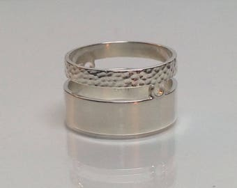 Hammered Double Band
