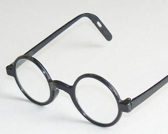 Rare WW2 NKVD Original Soviet Old Glasses Commissar WW2 Red Army RKKA