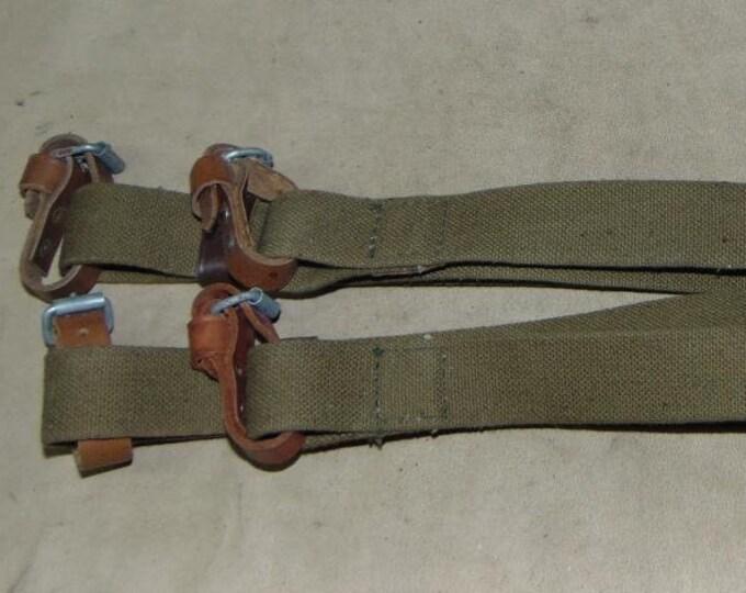 Original Soviet Russian Army Mosin Nagant Military Belt Surplus USSR Rifle Strap