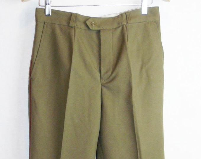 Daily Vintage Officer Pants Trousers Soviet Army Russian Uniform USSR VTG