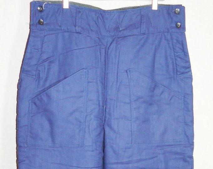 Russian Soviet Pilot Guard Winter Pants Trousers Uniform