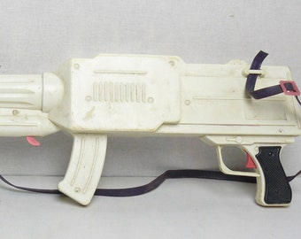 Toy Original Vintage USSR Soviet Plastic Machine Gun Russian Gun