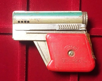 "Original Vintage Austrian Metal/Plastic Pistol Lighter ""IMCO"""