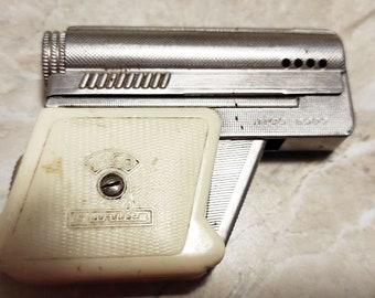 "Original Vintage Austrian Metal Pistol Lighter ""IMCO 6900"""