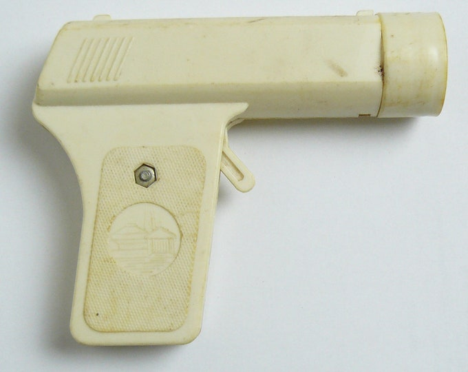 VTG Pistol Toy Original Vintage USSR Soviet Plastic Russian Gun