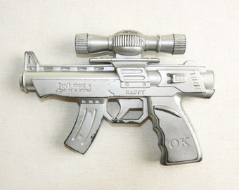 Chinese Toy Sniper Optic Rifle Automatic Weapon Plastic Gun