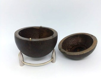 Trench Art Ashtray Made From Original WWI British Grenade MK-15 From 1915