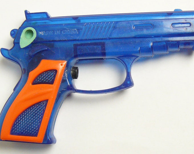 Chinese Pistol Toy  Plastic Gun Weapon