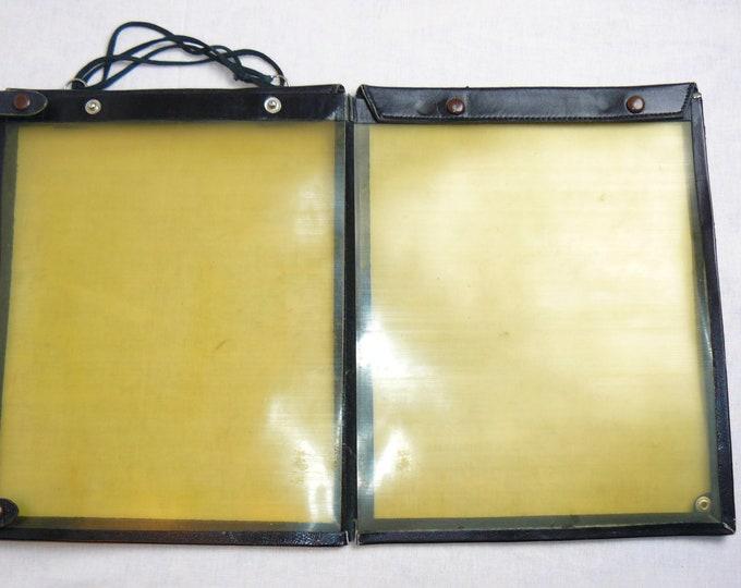 Soviet Russian Bag Air Force Pilot Map Docs Tablet Bag Case USSR