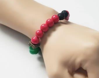 RGB Men's/Unisex Bracelet