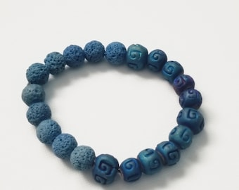 G Street Blues Men's/Unisex Bracelet