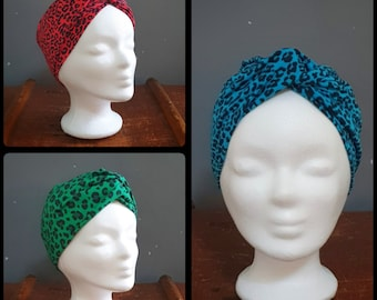 Turban hairband