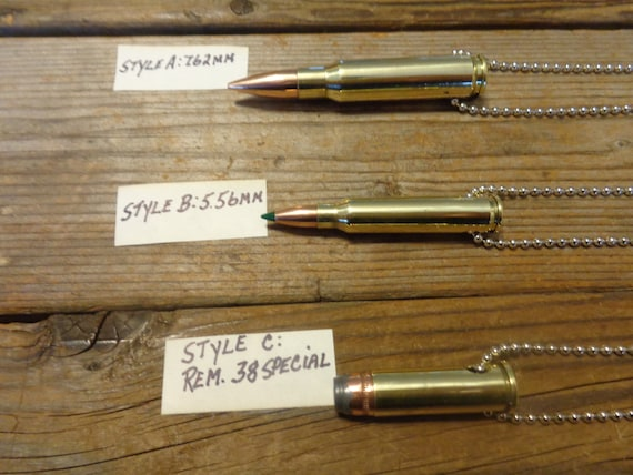 Flat Nose 38 SPL Bullet Key Chain Key Chains New //Flat Rate Shipping