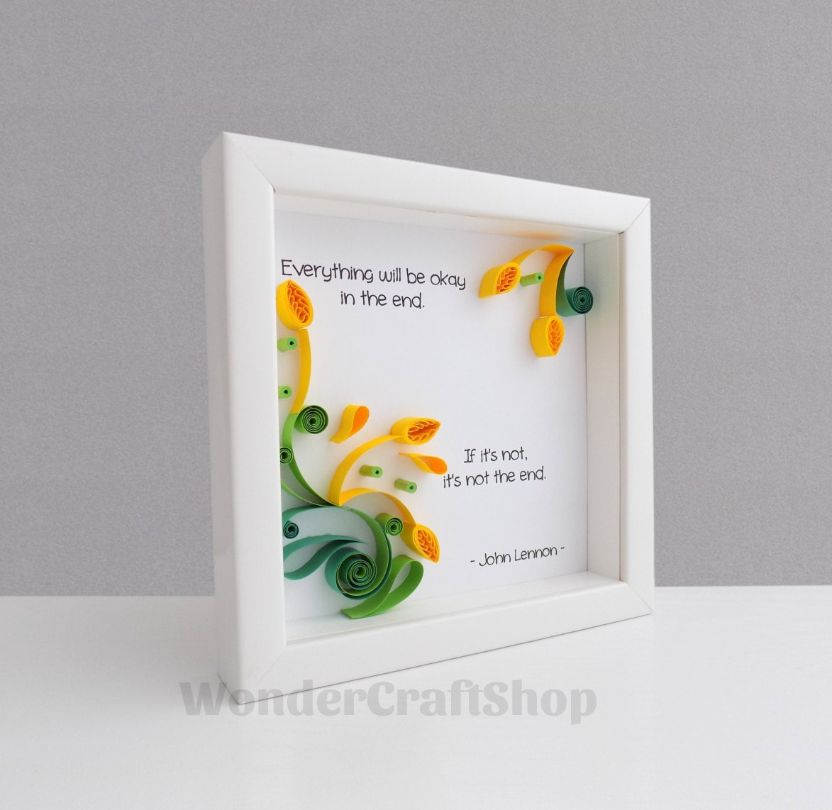 Everything Will Be Okay If Its Not Its Not The End Etsy