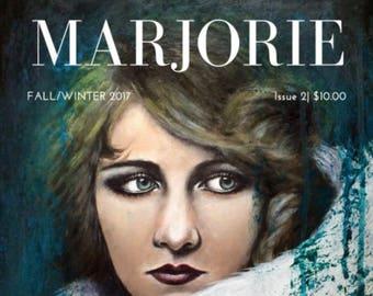 Marjorie Magazine: Fall & Winter 2017