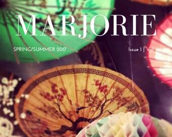 Marjorie Magazine: Spring & Summer 2017