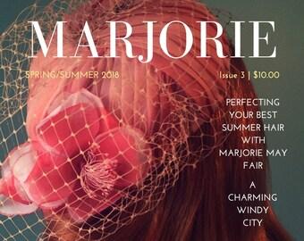 Marjorie Magazine: Spring & Summer 2018