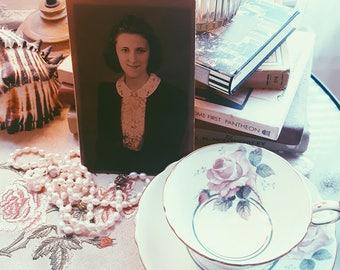 Marjorie Vintage Instant Ancestor Photograph