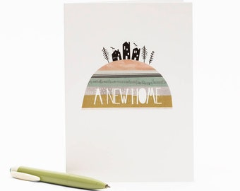 A New Home -  Card