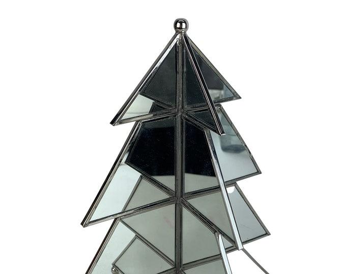 Mirrored Christmas Tree