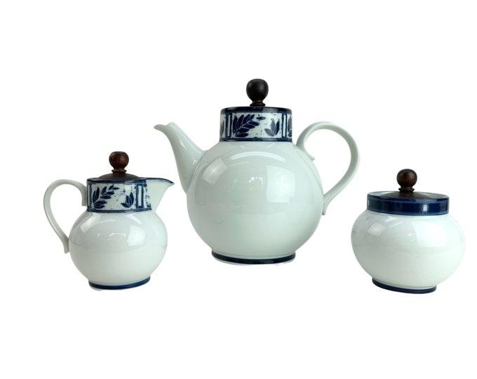 1960s Dansk Ceylon Tea Service Set, S/3
