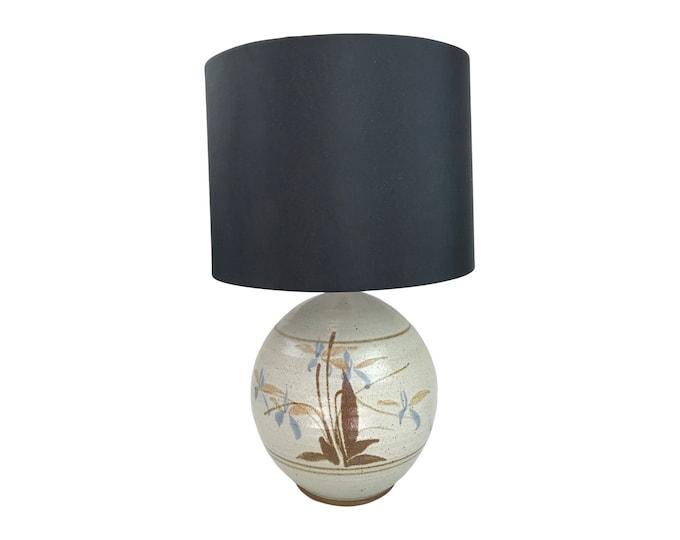 1970s Stoneware Table Lamp