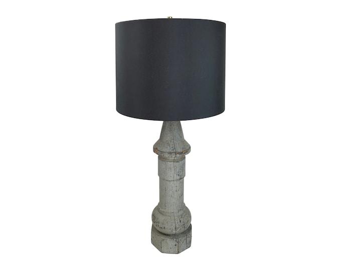 Antique Architectural Element Table Lamp